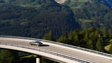 Aston Martin DB11 roadtrip - bridge