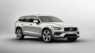 Volvo V60 Cross Country - front quarter
