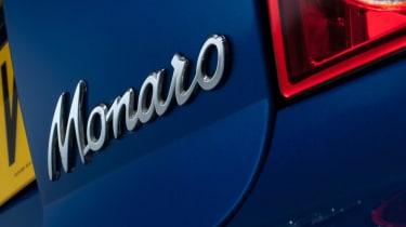 Vauxhall Monaro badge
