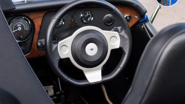 Morgan Plus 8 50th Anniversary Edition - wheel