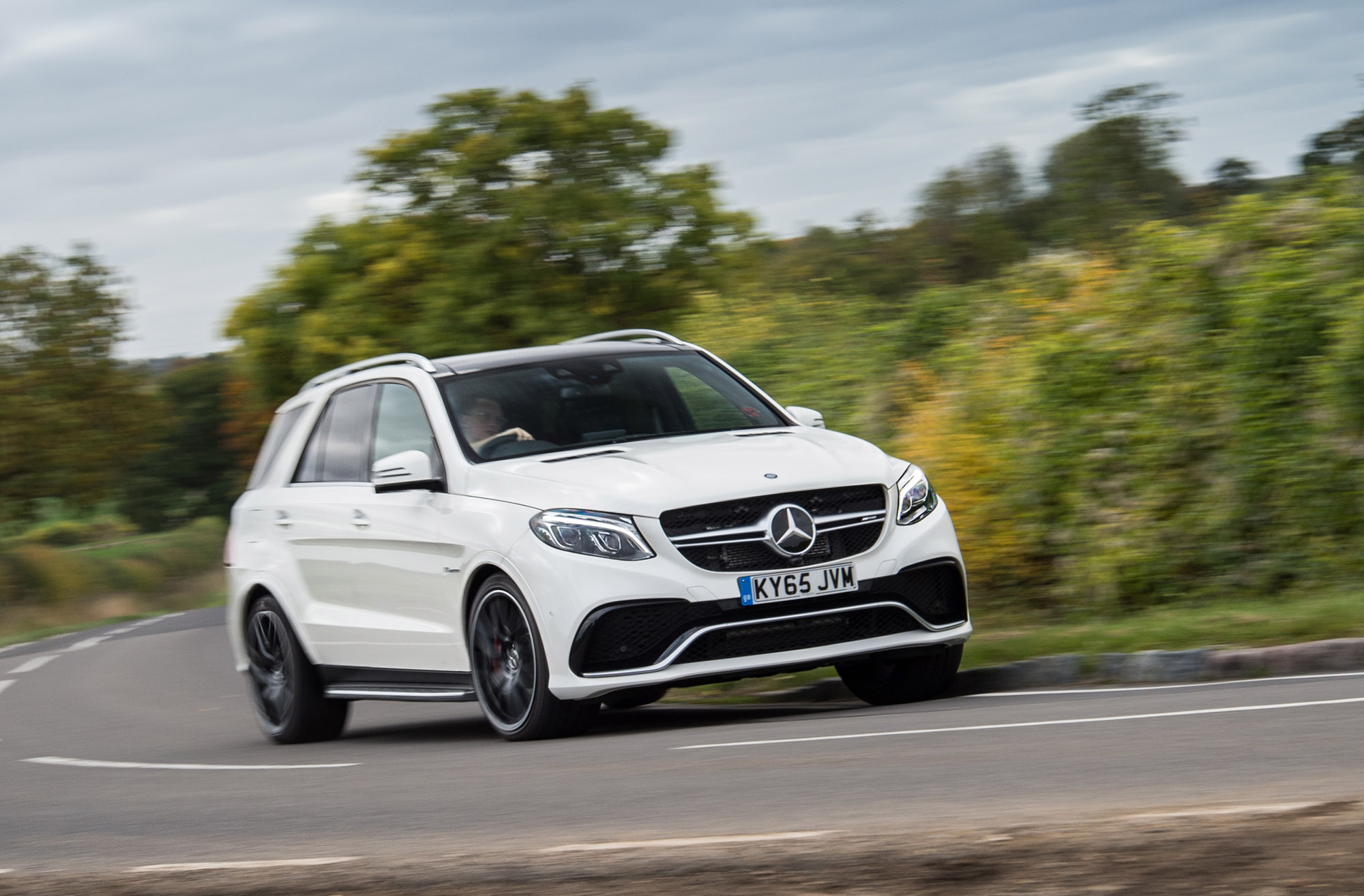 Mercedes Amg Gle 63 S Review Better Than A Fast Estate Evo