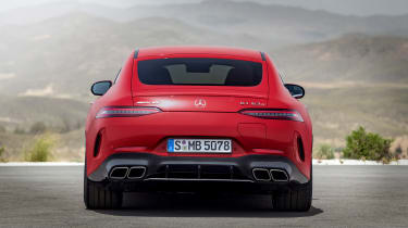Mercedes-AMG GT63 S E Performance – tail