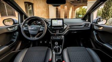 Ford Fiesta Active – interior