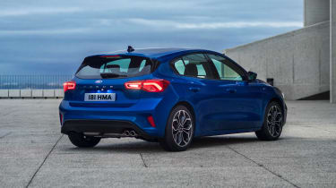 Ford Focus ST-Line - rear quarter
