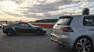 evo Track day - Bedford Autodrome 07/09/2018