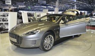 Aston Martin Rapide shooting brake Geneva motor show pictures