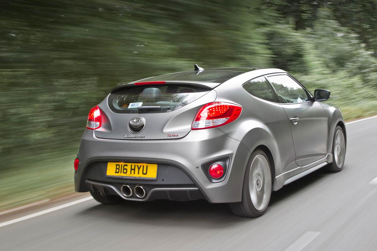 Hyundai Veloster Turbo review | Evo