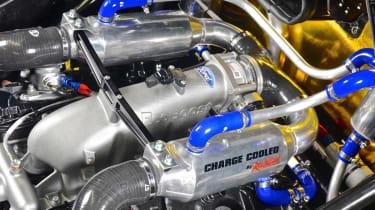 Radical RXC Turbo ecoboost engine