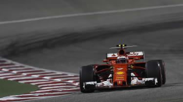 Bahrain Gran Prix 2017 - Ferrari