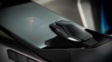 Peugeot Instinct Concept - centre console