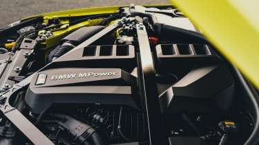 BMW M4 Competition 2021 review – engine