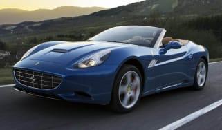 Ferrari California gets performance upgrades