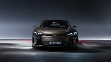 Audi E-tron GT Concept - nose