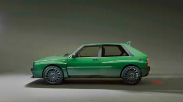 Automobili Amos Lancia Delta Integrale - profile