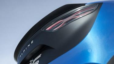 Alpine A110 Cup – rear apron