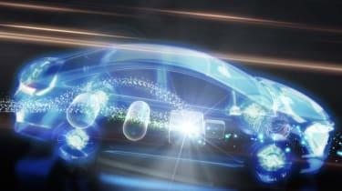 Hydrogen cars – plan