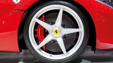 LaFerrari wheel