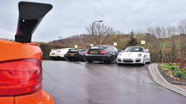 The verdict: Lotus Exige S vs C63 Black, M3 GTS, 911 GT3 RS 4.0 and Nissan GT-R Track Pack