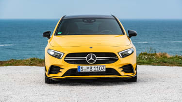 Mercedes-AMG A35 - nose
