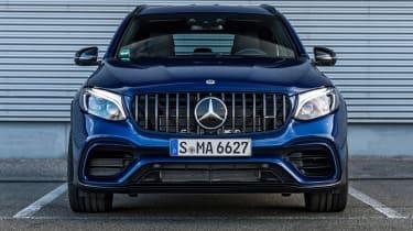 Mercedes-AMG GLC 63 S - nose