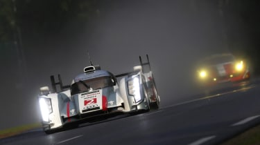 World Endurance Champion Allan McNish retires