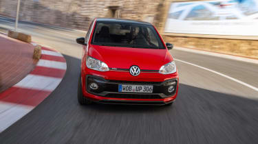 Volkswagen Up GTI 2018 corner