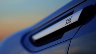 Subaru BRZ STI side vent
