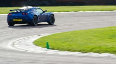 Rockingham track day 2 (AP) - Lotus 2