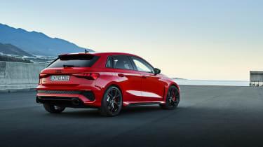 2021 Audi RS3 Sportback –rear static