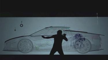 Honda Sports Vision Gran Turismo – design drawing