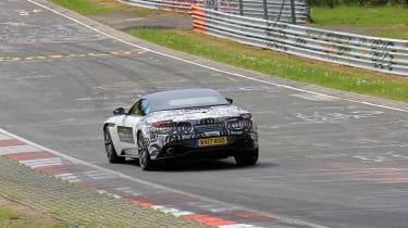 SPY - Aston Martin DB11 Volante rear2