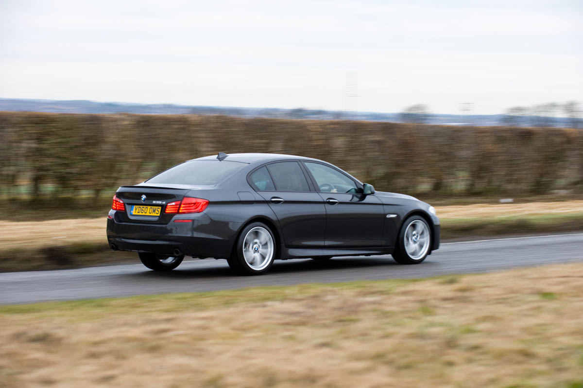 BMW 535d M Sport review - price, specs and 0-60 time | Evo