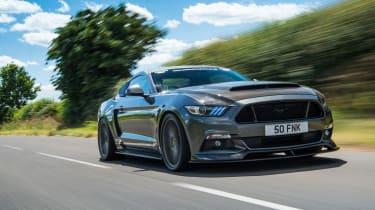 Sutton CS800 Mustang - Front