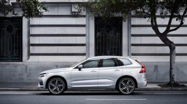 Volvo EV announcement - XC60 T8