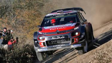 WRC R5 Argentina - Citroen