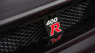 Nissan Nismo 400R – front grille
