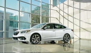 Subaru Legacy - front quarter