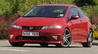 Torque Developments Honda Civic Type-R review