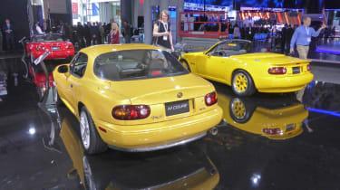 Mazda MX-5 is 25