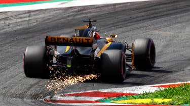 Formula One Round 9 AUT - Ren 2