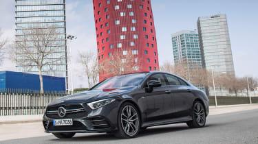 Mercedes-AMG CLS 53 - front quarer