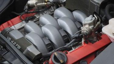 Audi RS4 engine