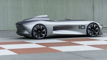 Infiniti Prototype 10 - rear quarter