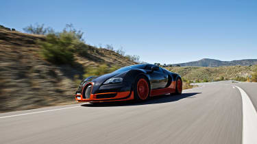 Veyron Supersport