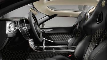 Spyker Aileron SE - interior