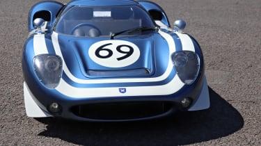 Ecurie Ecosse LM69 - nose