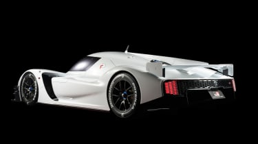 Toyota Gazoo Racing GR Super Sports Concept – rear quarter