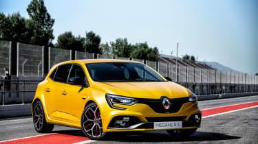 Renault Sport Megane RS 300 Trophy - front quarter
