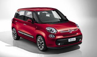 Fiat to unveil 500L at Geneva