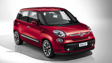 Fiat to unveil 500L at Geneva